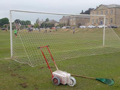 ✔773 Aldbrough Village Green Cricket and Football Ground