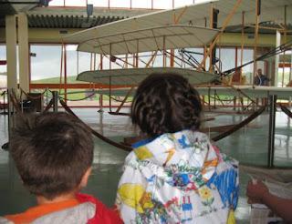 Kitty Hawk, North Carolina:  The Birthplace of Aviation