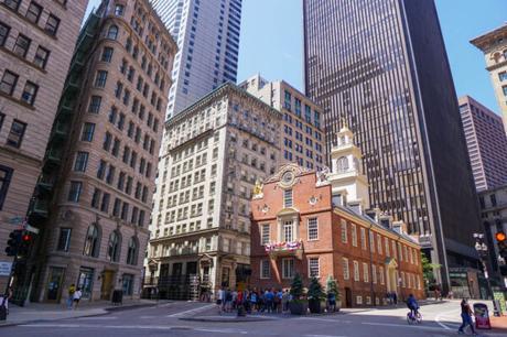Take a Virtual Walk on the Freedom Trail in Boston