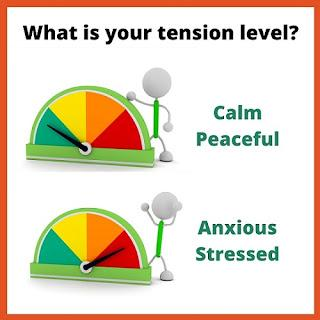Feeling Peace of Mind Versus Anxiety