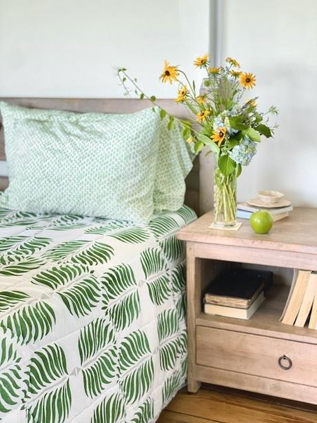 Design Diary: Bedroom Makeover with Serena & Lily