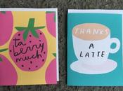 Thank Notes