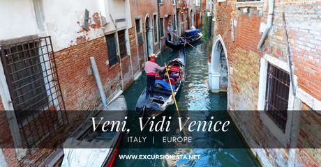 Veni, Vidi Venice
