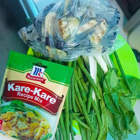 👨🍳First Time Cooking Kare-kare - Pinoy Recipe.