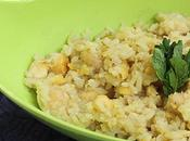 Chickpea Rice Babies