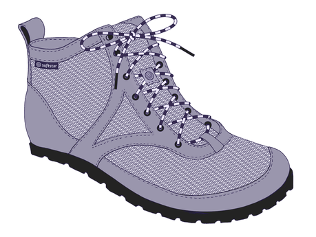 Vote for Our New Hiking Boot Name + Sneak Peek