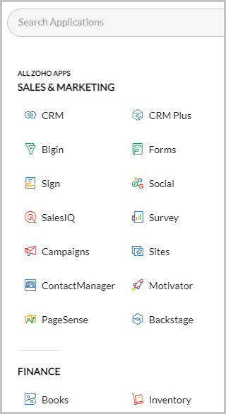 free crm for startups
