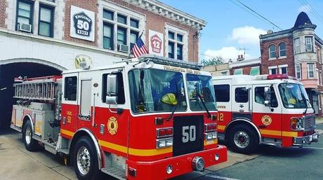 South San Fran and Philly Fire Recruiting