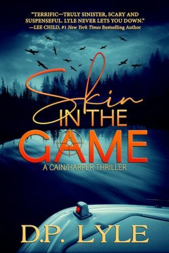 Cain/Harper #1 and #2 Bundled for Kindle