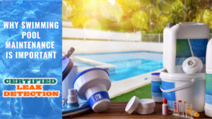 Why Swimming Pool Maintenance is Important