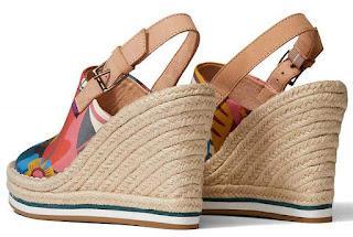 Shoe of the Day   TOMS Monica Mule Wedge Heel