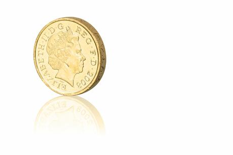 British Pound to US Dollar Lower with Poor UK Economic Data