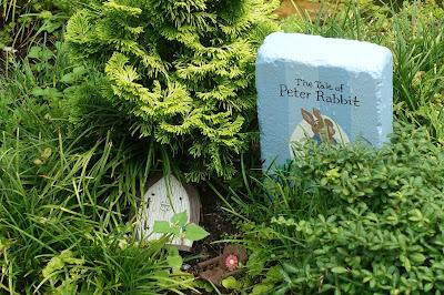 PETER RABBIT AT LAKE LURE IN NC: Literature Comes Alive