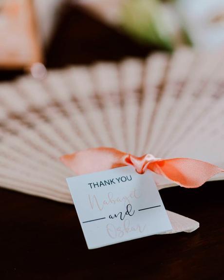 wedding thank you ideas thank you cards program