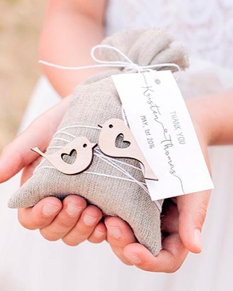 wedding thank you ideas favors