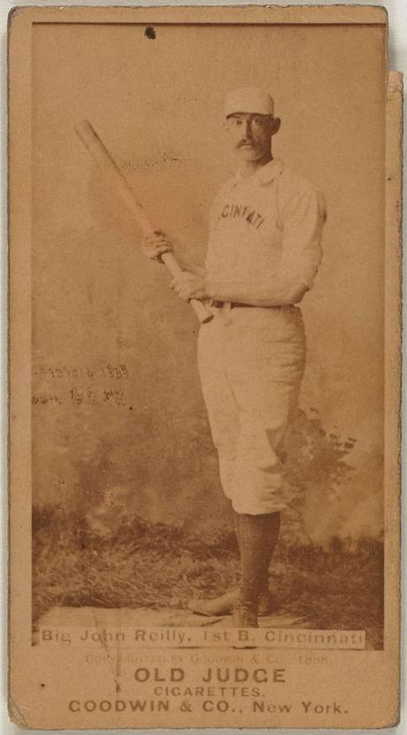This day in baseball: Reilly hits for the cycle