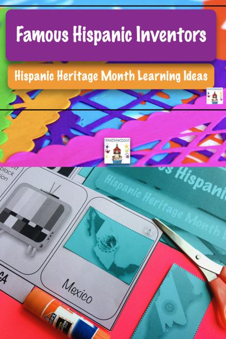 Hispanic Inventors: Hispanic Heritage Month Ideas