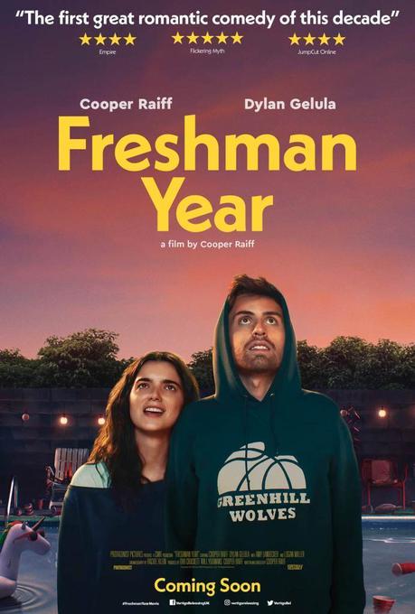 Freshman Year – Release News