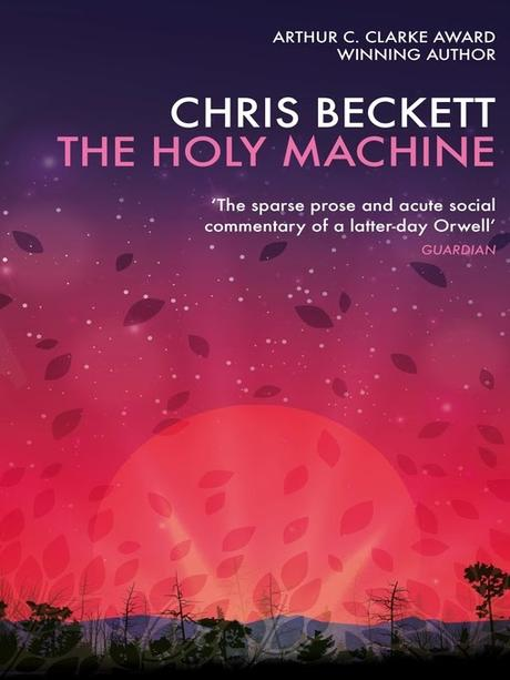 The Holy Machine by @chriszbeckett