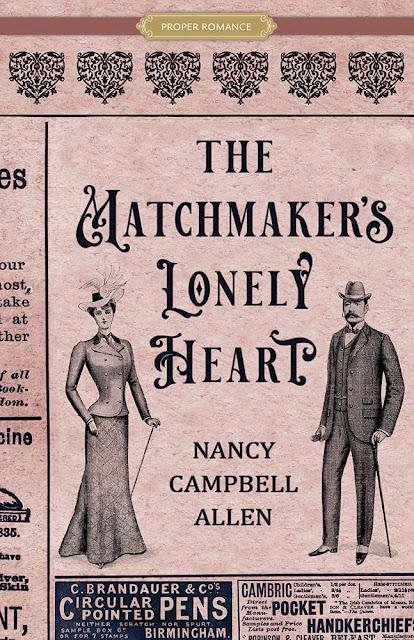THE MATCHMAKER'S LONELY HEART BLOG TOUR