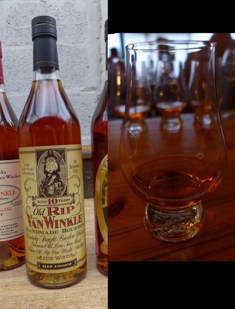 Tasting Notes: Buffalo Trace: Old Rip Van Winkle: 10 Year
