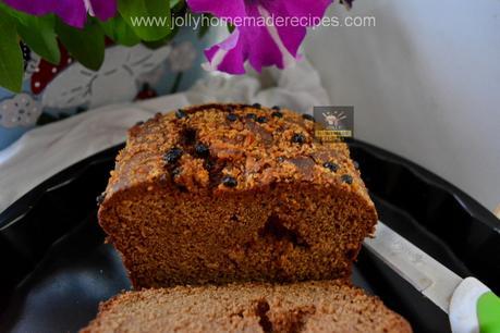 Banana Chocolate Bread Recipe