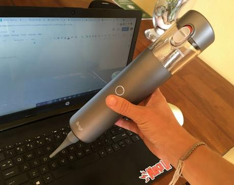 Brigii M1 3-in-1 Mini Vacuum Review