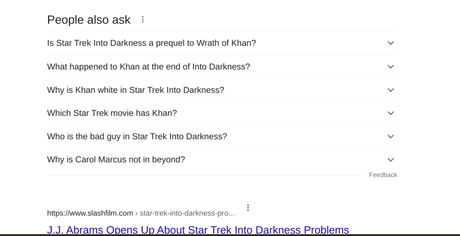 Star Trek Into Darkness is a Horrible Movie A Comprehensive Review