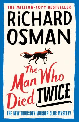 #TheManWhoDiedTwice by @richardosman