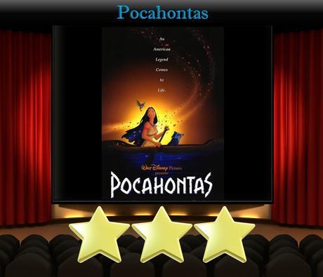 ABC Film Challenge – 90s Movies – P – Pocahontas (1995) Movie Review