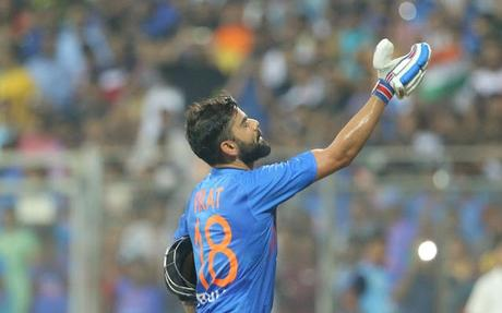 the art of stepping down while on top !  - strategic move by Virat !!