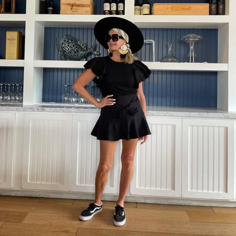 Summer Reflections  ... What I Wore ...and More