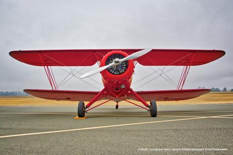 Weaver Aircraft Company (WACO) UPF-7