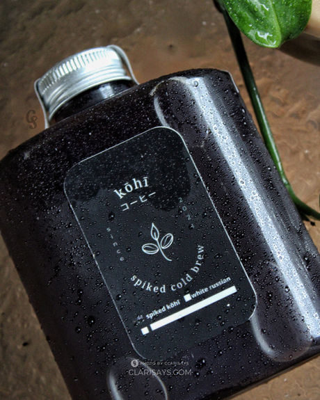 kōhī & Chill with Their Spiked Cold Brew Collection