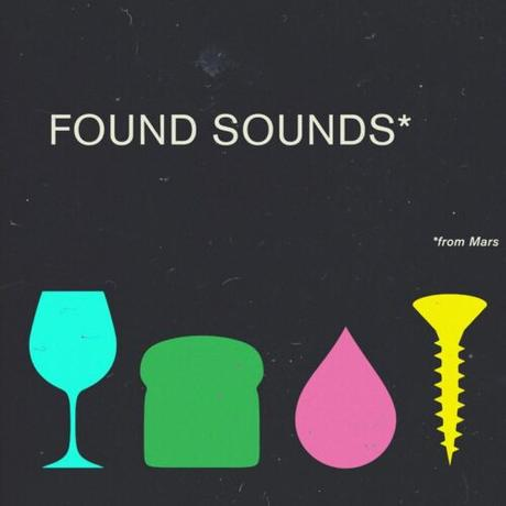 Samples From Mars Found Sounds From Mars MULTIFORMAT