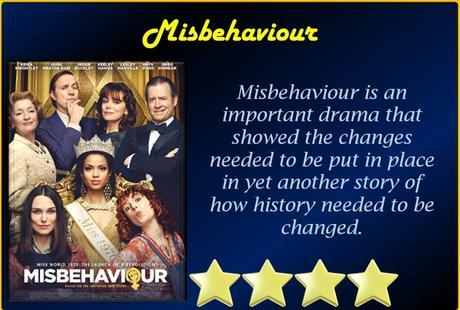 Misbehaviour (2020) Movie Review