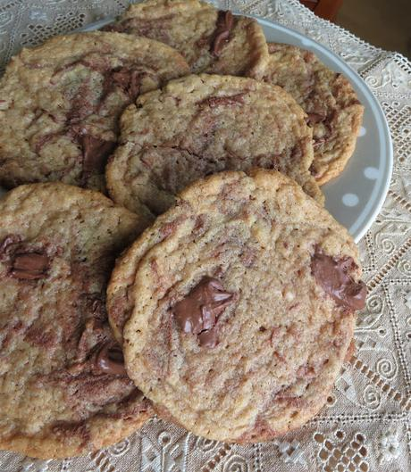 Peanut Butter Nutella Cookies (small batch)