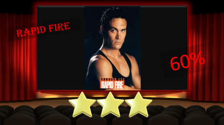 ABC Film Challenge – 90s Movies – R – Rapid Fire (1992) Movie Review
