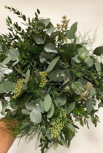 wedding bouquets 2019 green wedding bouquet serendipity fd