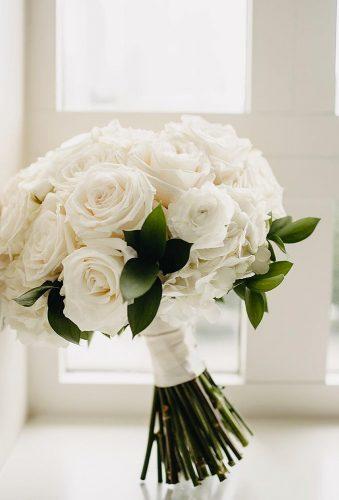 wedding bouquets 2019 classic white bouquet fetenashville