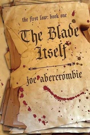 The Blade Itself by @LordGrimdark