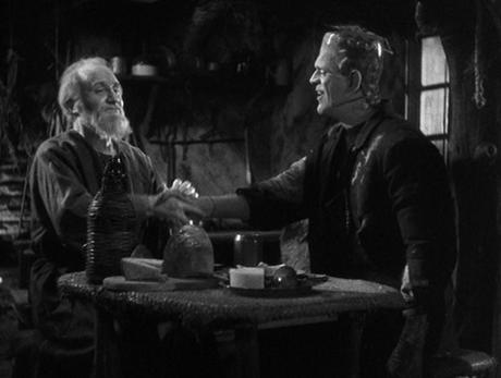 Classic Scene: The Monster and the Hermit
