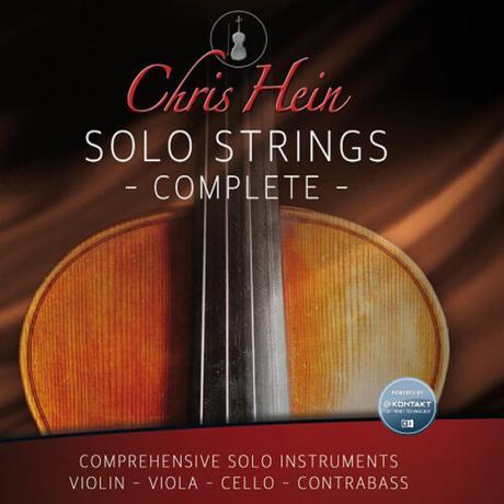 Chris Hein Solo Strings Complete KONTAKT