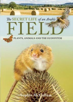 Book Review - The Secret Life of an Arable Field by Sophie McCall