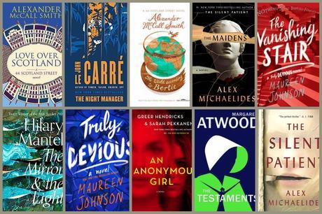 TTT | Top Ten Books on my Fall TBR