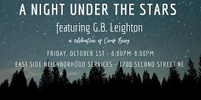A NIGHT UNDER THE STARS, Celebrating Camp Bovey