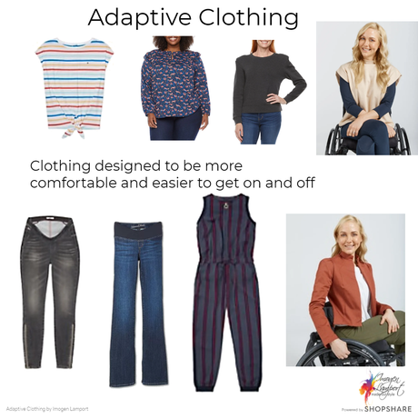 Adaptive clothing brands and options