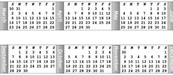 2021 blank and printable word calendar template. 2014 15 Monitor Strip Calendars Marlies Creative Universe