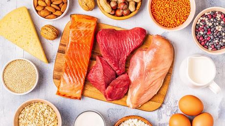 Benefits of higher protein