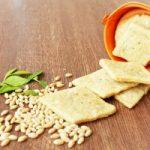 Homemade Paneer Wheat Biscuit Recipe for Kids